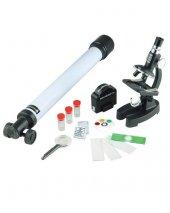 Mikroskop Ve Teleskop Seti
