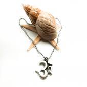 Kırık Kalp Figürlü Gümüş Renk Top Zincirli Kolye