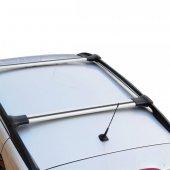 RENAULT CLIO IV SW 2012 SONRASI Cross Bar Ara Atkı Tavan Barı-2