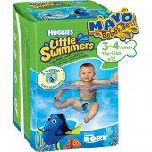 Huggies Mayo Bebek Bezi Little Swimmers 3 4 Beden 12li