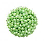 Boncuk Şeker Yeşil 8 Mm Dr Gusto 250 Gram