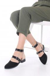 Tilia Kadın Günlük Ayakkabı - Siyah, Beyaz-5