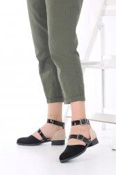Tilia Kadın Günlük Ayakkabı - Siyah, Beyaz-6