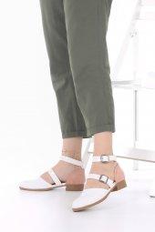 Tilia Kadın Günlük Ayakkabı - Siyah, Beyaz-8