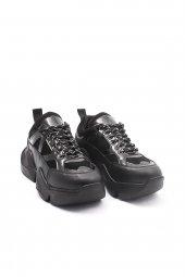 Riley Kadın Spor Ayakkabı - Siyah-10