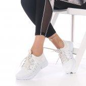 Wox Kadın Spor Ayakkabı Siyah, Krem, Gri, Kırmızı, Pembe, Beyaz