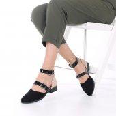Tilia Kadın Günlük Ayakkabı - Siyah, Beyaz-3