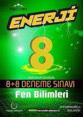 PALME 8.SINIF ENERJİ FEN BİLİMLERİ 8+8 DENEME SINAVI