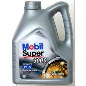 Mobil Super 3000 Formula Fe 5w 30 4 Lt Motor Yağı