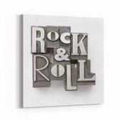 Tabrika Rock&amproll Kanvas Tablo