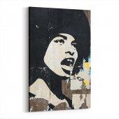 Tabrika Jimi Hendrix Kanvas Tablo