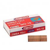 Bigpoint Zımba Teli No 10 Sarı