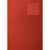 Bigpoint Simli Karton 50x70cm Kırmızı 10lu Poşet