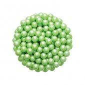 Boncuk Şeker Yeşil 8mm Dr Gusto 90 Gram
