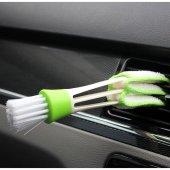Araba Klima Torpido Klavye Kir Toz Çok Yönlü Temizlik Fırçası