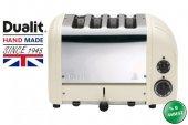 Dualit 4 Hazneli Classic 47045 Kanvas El Yapımı Ekmek Kızartma Makinesi