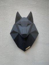 Metal Kurt Kafası-2