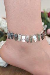 Silver Renk Metal Tasarım Baykuş Figürlü Hal Hal