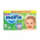 Molfix 5 Beden 80 Adet Mega Fırsat Paketi Bebek Be...