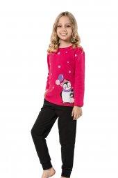 özkan 42542 Kız Çocuk Pijama Takımı
