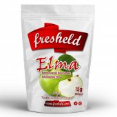 Fresheld Dondurularak Kurutulmuş Dilimlenmiş Elma 15gr