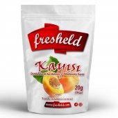 Fresheld Dondurularak Kurutulmuş Dilimlenmiş Kayısı 20gr
