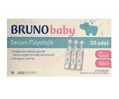 Bruno Baby Serum Fizyolojik Damla 5 Ml X 20 Adet