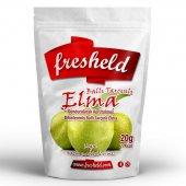 Fresheld Dondurularak Kurutulmuş Dilimlenmiş Ballı Tarcınlı Elma 20g