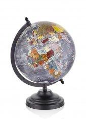 The Mia Dekoratif Küre Dünya 28 Cm