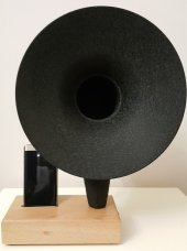 Grammy Akustik Gramafon Müzik Aleti Dekoratif...