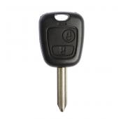 Peugeot Anahtar Kabı 2 Butonlu (Simplex Çin)