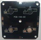 4Lü Kare Mono Pcb 5x5cm-2
