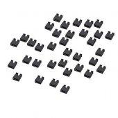 2.54mm Pitch Mini Jumper Socket 2000 Adet