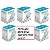Tıbbi Elastik Flaster Unipore Fix (Hipoallerjenik) 10 Cm X 10 Mt 5 Adet