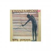 Kwanzaa Posse Wicked Funk Plak