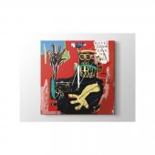 Jean Michel Basquiat Untitled Ekotablo