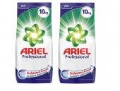 Ariel Professional Toz Deterjan 10 Kg (2adet)