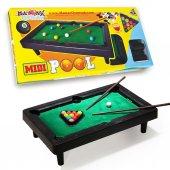 040 Midi Pool Ort.boy Bilardo Oyunu
