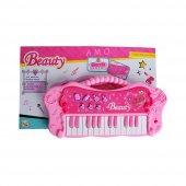 Kutulu Pilli 25 Tuşlu Piyano Oyuncak
