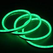 Yeşil Neon Led 220VAC 8x16mm 1S 5 Metre