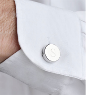 Gold Pera Kişiye Özel Düğmeli Gömlek İçin Kol Düğmesi