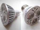 MR-16 Duylu 3 Watt Powerled Ampul Kasası-2