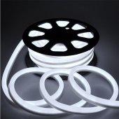 Beyaz Neon Led 220vac 15x16mm T5 5 Metre