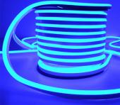 Mavi Neon Led 220VAC 15x16mm T5 1 Metre