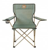 Famedall Baskırı Katlanır Kamp Sandalyesi Yeşil...