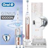 Oral-B Genius Pro 10000N Rose Gold Şarj Edilebilir Diş Fırçası