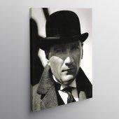 Atatürk Portresi Kanvas Tablo Ofis & Ev Her Mekana Uygun