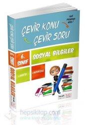 İnovasyon 6. Sınıf Sosyal B. Çevir Konu Çevir Soru İncek Serisi