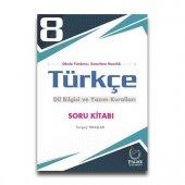 Palme 8. Sınıf Türkçe Dil Bilgisi Ve Yazım Kuralları Soru Kitabı