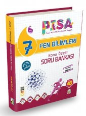 Damla 7. Sınıf Fen Bilimleri Pısa 4b Soru Bankası